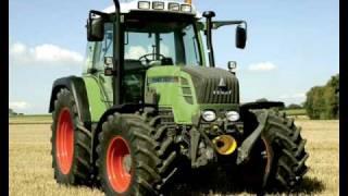 hoen - tricky tractor