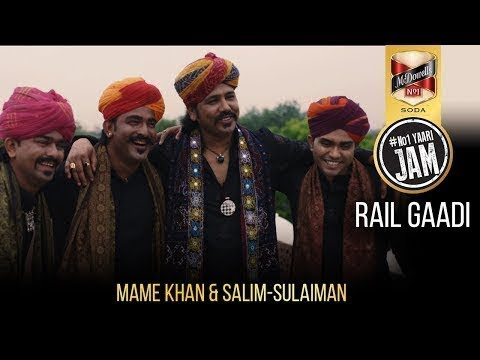 Rail Gaadi Mame Khan Salim Sulaiman Rajasthani Song #No1YAARIJAM