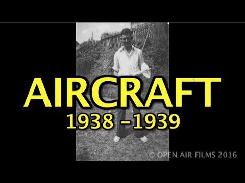 AIRCRAFT    1938- 1939 HD