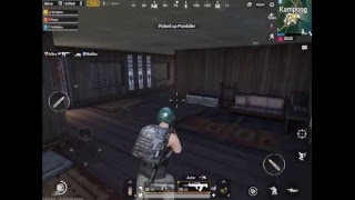 Playing PUBG Mobile on an iPad Pro 10.5""