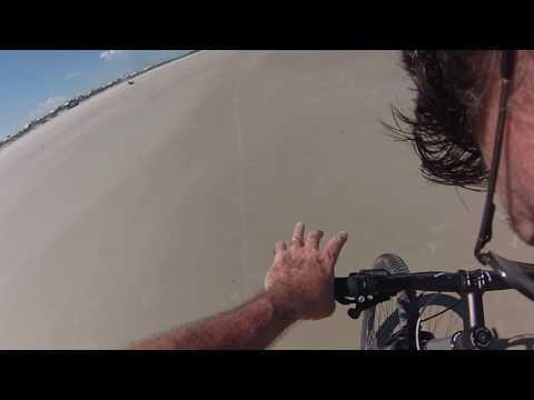 Beach Bike Ride - Butler Beach to St Augustine Pier