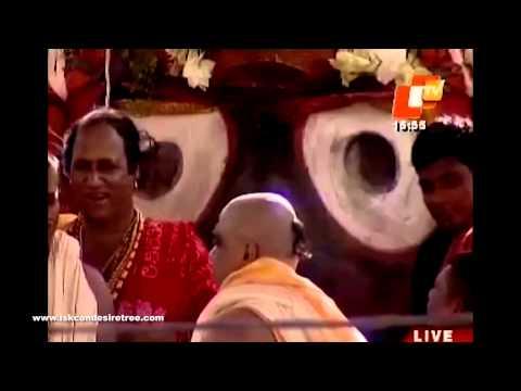 Snana Yatra Festival at Jagannath Puri,Orissa on 02 June 2015
