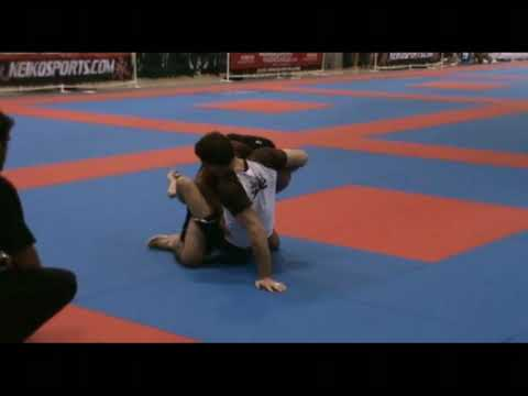 Wil HorneffRalph Gracie Finals 2009 Pan Ams Brown Belt