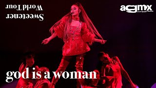 Ariana Grande - god iṡ a woman (Live from the Sweetener World Tour)