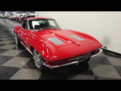 1151 TPA 1963 Chevy Corvette Pro Touring
