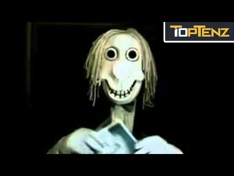 Top 10 CREEPY Children's TV S