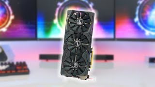 The Ultimate 1440p Graphics Card - ASUS ROG STRIX GTX 1070 TI