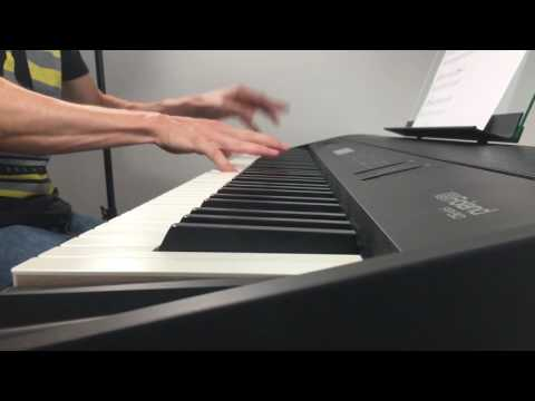 La La Land - Mia & Sebastian theme - Piano cover