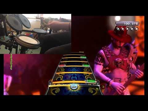 Dr. Doom 100% FC Expert Drums Rock Band