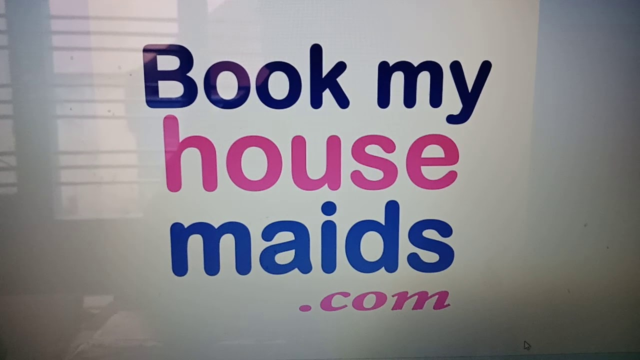 domestic help services in chennai   Book My Housemaids