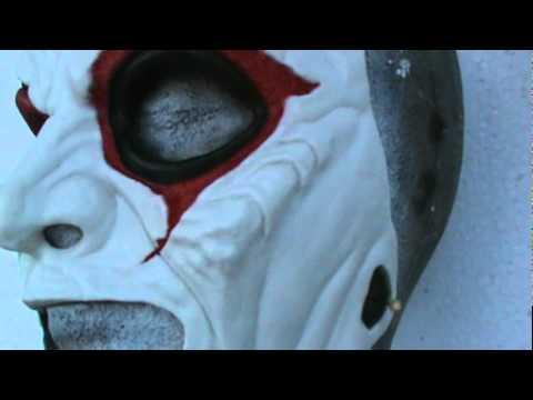 3 James rare iowa mask