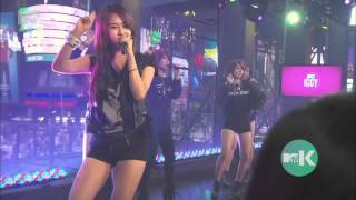 121209 MTV United Cube in NYC 4Minute - Hot Issue [1080P]
