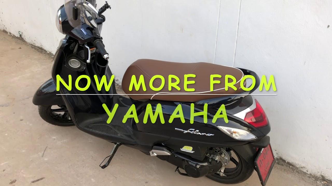 Yamaha Grand Filano Hybrid - Page 3 - Motorcycles in
