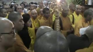 Trực tiếp LỜI CẢM TẠ lễ tang NSUT Út Bạch Lan do Phương Hồng Thủy đọc