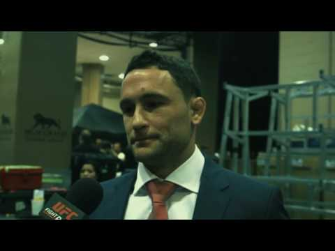 Frankie Edgar On Max Holloway Defeating Jose Aldo, Fighting Holloway Next