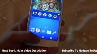 Sony Xperia M4 Aqua India Unboxing, Quick Review, Expected India Price, Camera and Features
