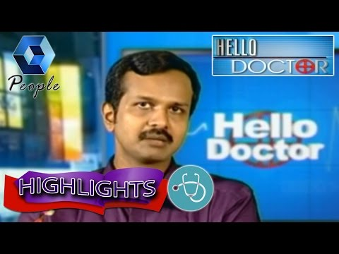 Hello Doctor: Dr Arun B Nair On Anxiety Disorder | 1st January 2015 | Highlights