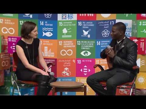 SDG Media Zone - ECOSOC Youth Forum 2018 (Day 2)