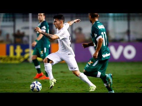 Santos 3 x 1 Chapecoense | MELHORES MOMENTOS | Brasileirão (03/09/15)