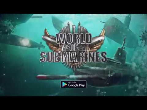 WORLD of SUBMARINES: Navy Shooter 3D War Game 1
