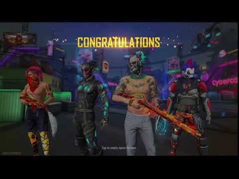 CLASH SQUAD RANKED WITH MY FRIEND'S SQUAD'S MATCH BY MR TELUGUGAMERFF EP3