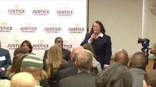 Shauna Berry Scott - Conversations on Justice (March 31, 2016)