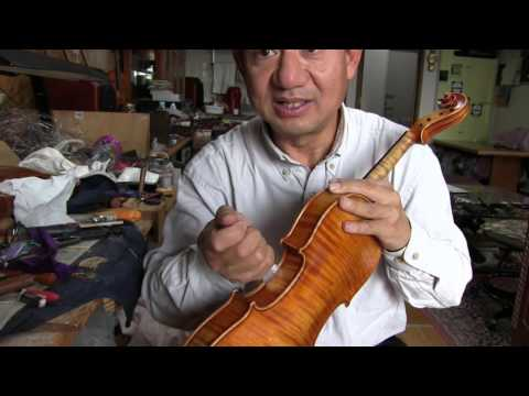 How to Open a Violin