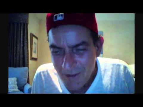 Charlie Sheen on Playing High School Baseball