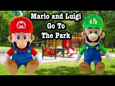 SCB Movie: Mario and Luigi Go To The Park