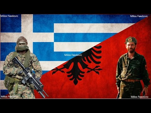 Albanian Armed Forces vs Greek Armed Forces - Comparison