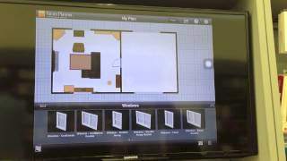 App` Room Planner iShop Cuernavaca