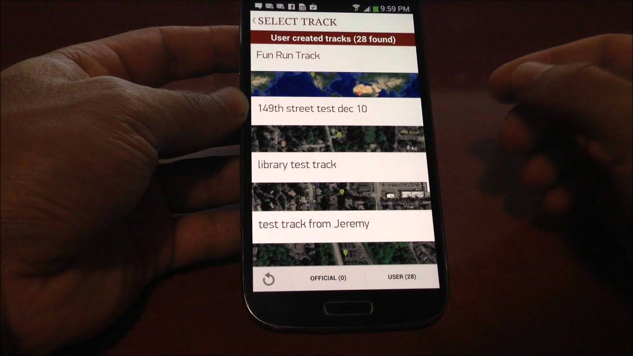 Getting Started Guide: Track Attack App for iOS, Android and Windows Phone