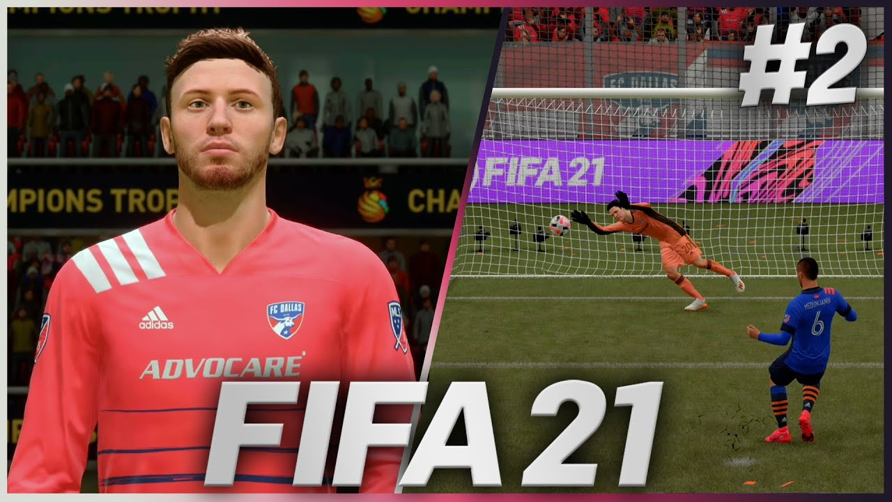 Shootout! | FIFA 21 | FC Dallas Career Mode | Ep. 2