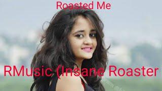 Roast On Bindass Kavya | By Insane Roaster | Part 1