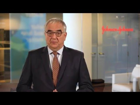 Johnson & Johnson CSO Paul Stoffels on Declaration on Combating Antimicrobial Resistance