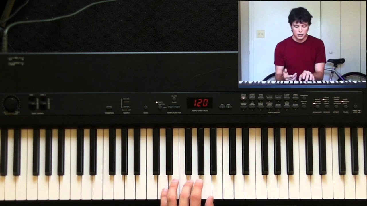 how to fit chords into a key music theory youtube. Black Bedroom Furniture Sets. Home Design Ideas