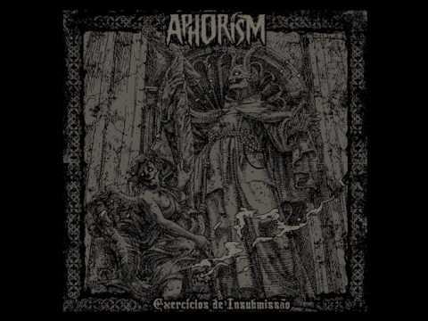 Aphorism - Exercícios de Insubmissão (Full album)