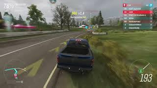 Forza Horizon 4 - Xbox One X Game Play