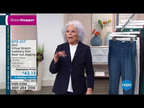 HSN | Diane Gilman Fashions 06.15.2019 - 08 PM