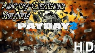 PayDay 2 Videogame Review for (Xbox 360 and PC) (Video Game Video Review)