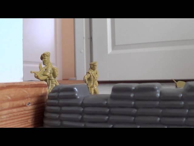 Eeppinen sotavideo