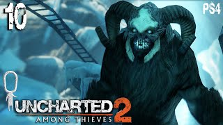 Let's Play ► Uncharted 2: Among Thieves - Part 10 - Mountaineering [Blind][Drake Collection]