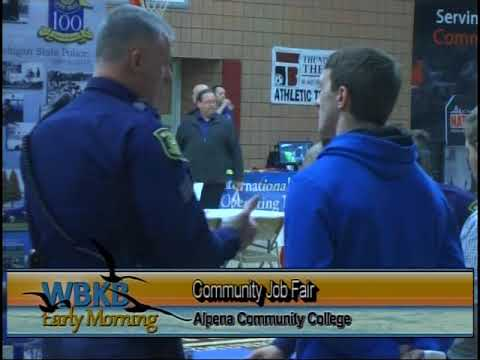 Job Fair Coming to Alpena Community College