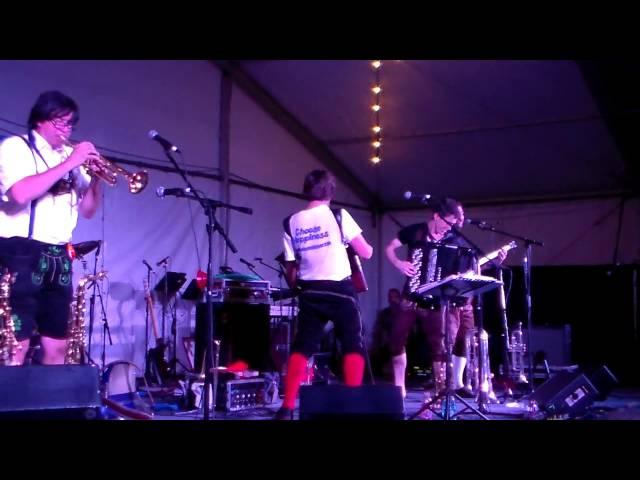 ALEX MEIXNER BAND - WURSTFEST  11-08-2014