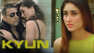 Kyun (Full Video Song) | Kambakkht Ishq