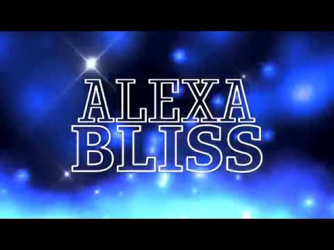 WWE alexa bliss theme song smack down live2017