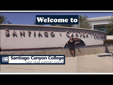 New Student 101 Santiago Canyon College