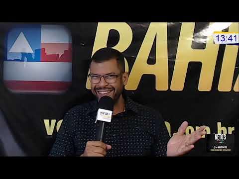 Meio-Dia e Meia Live hoje Ubaldo Fonseca Diretor da + Consult