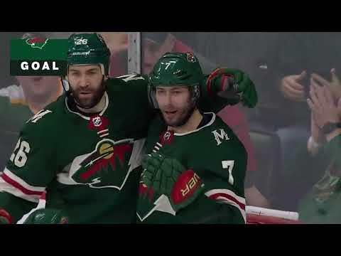 San Jose Sharks vs Minnesota Wild - February 25, 2018 | Game Highlights | NHL 2017/18