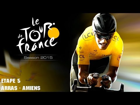 Tour de France 2015 - Étape 5 : Arras - Amiens